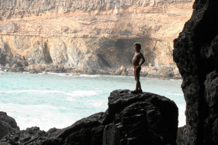 Ajuy - die Höhlen