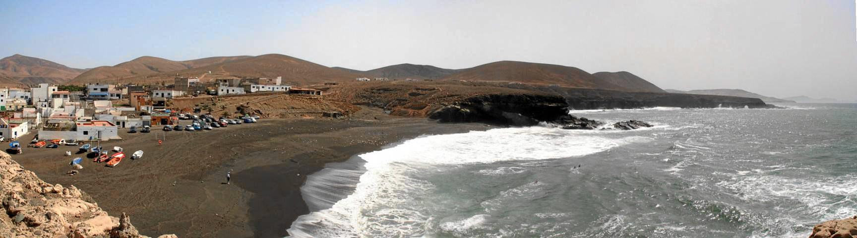 Die Bucht von Ajuy