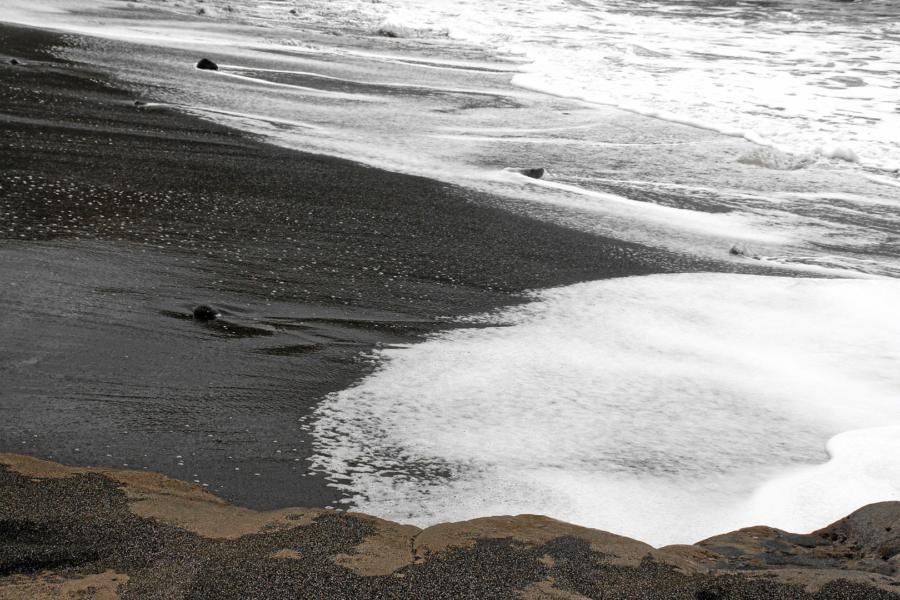 Fuerteventura: La Pared an der Westküste