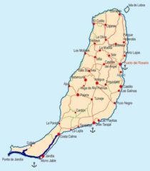Ausflug an die Südküste: 30 km Schotterpiste bis Punta de Jandia.