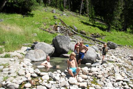 Idaho, #12: Johnson Hot Spring