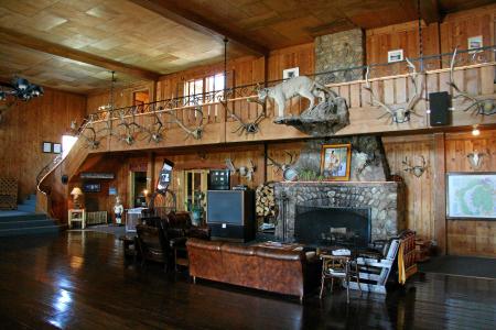 Jackson Hot Springs Lodge, Montana