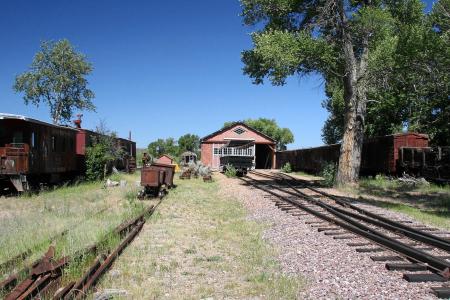 Vintage Railroad, zwischen Nevada und Virginia City