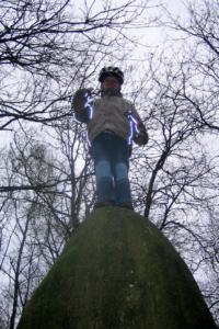 Die Hinkelsteine von Spöllberg ;-)