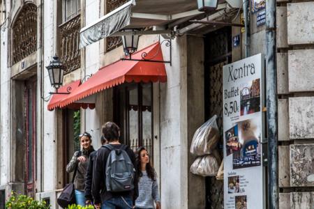 26.9. Sintra - Hostel