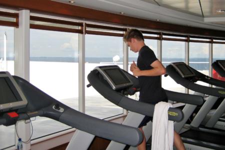 Fitness mit Aussicht ;-)