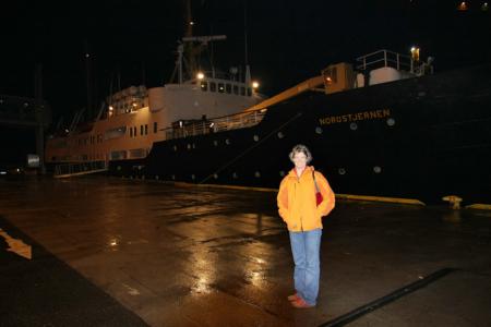 MS Nordstjernen in Bergen