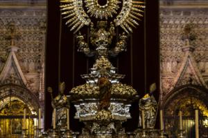 25.11. Kathedrale von Sevilla