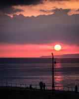 8.10.2016 - Sonnenuntergang