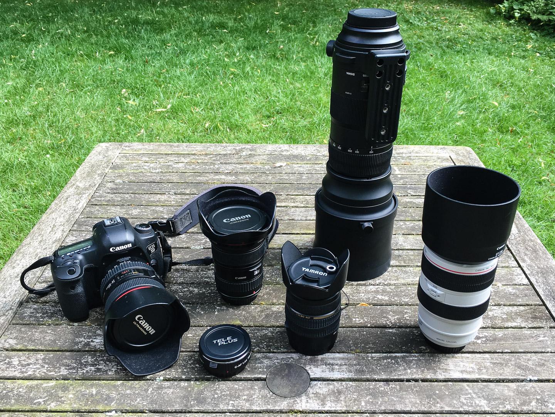 24.7. Vergleich Fuji und Canon