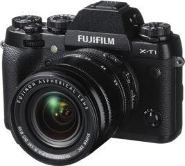 Fuji X-T1 mit 18-55mm