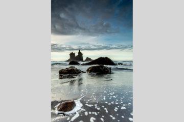 13.11. Sonnenuntergang Benijo Beach (vorher)