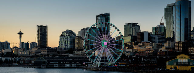 27.7.2017 - Seattle Sea Front