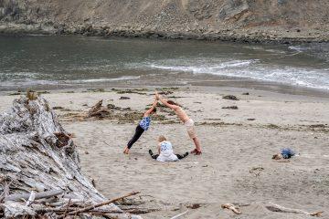 9.8.2017 - Olympic NP, Rialto Beach