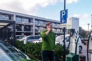 29.10.2017 - Freischalten per Hotline; Sassenheim (NL)
