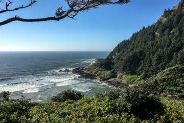 15.8.2017 - Cape Perpetua