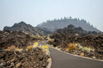 18.8.2017 - Cinder Cone Lava Flow, Newberry Volcanic NM