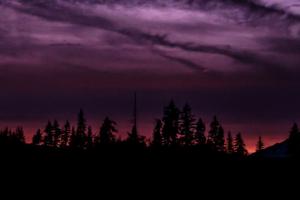 23.8.2017 - Abendwanderung auf das Eagle Cliff
