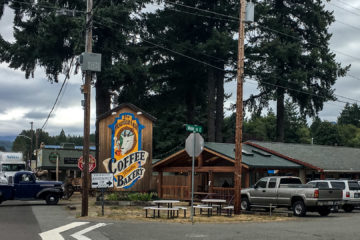 24.8.2017 - The Mountain Goat Cafe, Packwood, WA