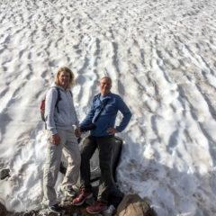 24.8.2017 - Mt.Rainier NP, Skyline Trail Wanderung