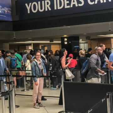 26.8.2017 - Karla fliegt nach Vancouver