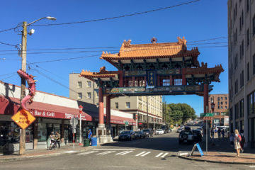 26.8.2017 - Seattle Chinatown