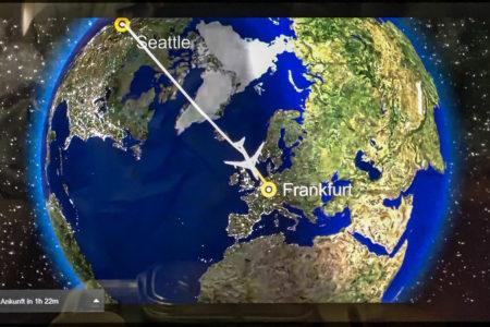 27.8.2017 - Der Flug geht geradeaus!