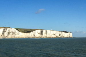 6.10.2017: Cliffs of Dover