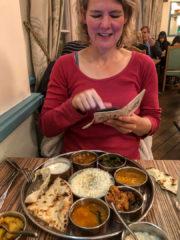 6.10.2017: Indian Temptation, Bath