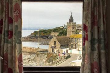 7.10.2017: Sea Cottage; Porthleven