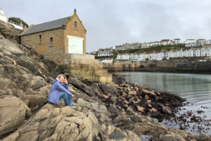 8.10.2017 - Porthleven Life Boat House