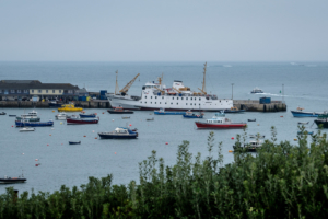 14.10.2017 - St.Mary's, Scillonian III