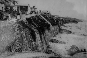 18.10.2017 - Cliff Road & Sea Cottage (1910er Jahre?)