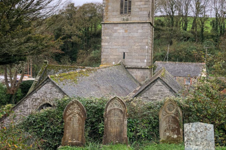 28.10.2017 - Helford Wanderung, St.Anthony-in-Meneage