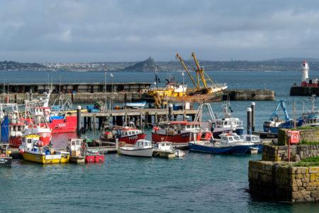 29.10.2017 - Newlyn Harbor