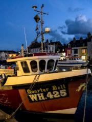 4.11.2017 - Weymouth Harbor