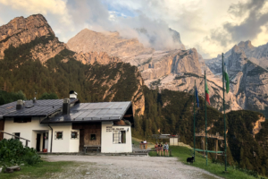 9.8.2018 - Wanderung zum Refugio Scotter