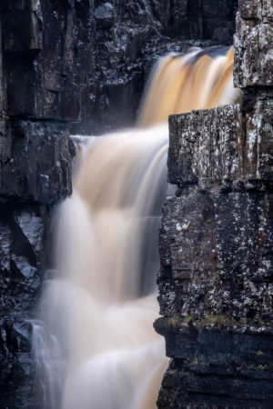 3.11.2018 - Workshop Phillip Clegg, High Force Waterfall
