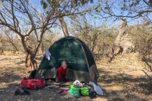 2.9.2019 - Kayak Tag 3, Camp 3