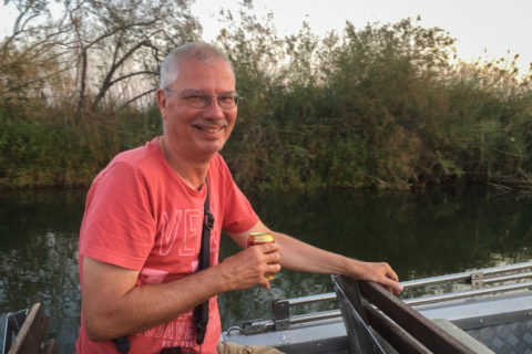 14.9.2019 - Sambesi, Sunset Boat Tour