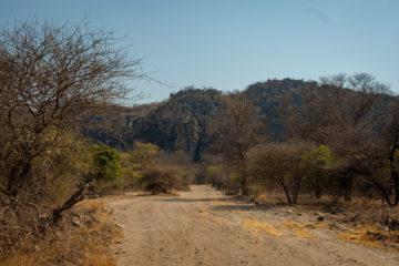 20.9.2019 - Tsodilo Hills, Rhino Trail