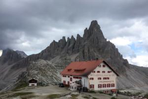 11.8.2018 - Dreizinnenhütte