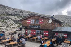 12.8.2018 - Wanderung zur Büllelejochhütte