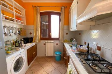 8.10.2020 - Unser Airbnb in Castellammare, Kochecke