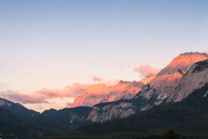 12.7.2020 - Zugspitze und Sonnenspitze