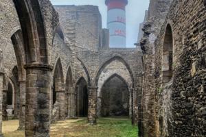 13.8.2020 - Abbaye de Fineterre en Saint-Mathieu