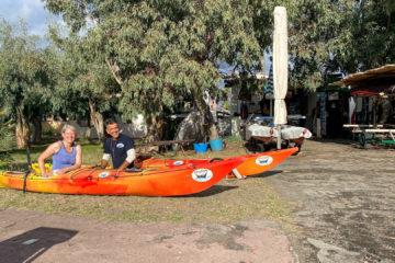1.11.2020 - Kayaktrip Vulcano