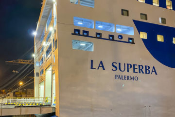 5.11.2020 - La Superba in Palermo
